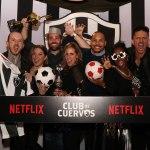 Así celebró Club de Cuervos el lanzamiento de su segunda temporada [Fotos] - cuervos-party-007