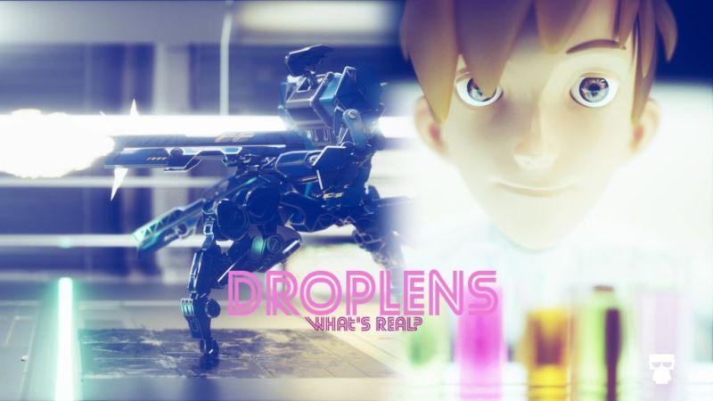 Apoya a los creadores mexicanos de Droplens a través de Kickstater - droplens-800x450