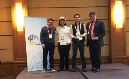 Proyectos ganadores del Premio PayPal-Tec 2016