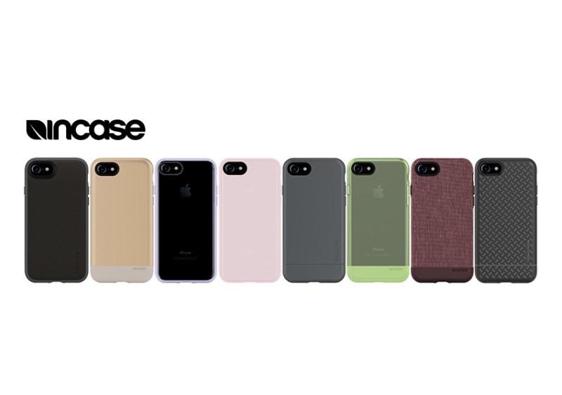 Incase anuncia el lanzamiento de fundas para iPhone 7 y iPhone 7 Plus - incase-iphone-7-lineup_fundas