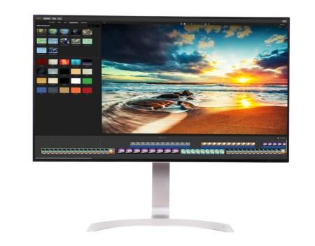 LG presentará monitor UHD 4K HDR en el CES 2017