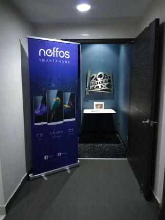 Los smartphones Neffos en alianza con Fox patrocina la película Assassin's Creed