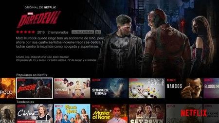 Netflix habilita previsualizaciones en video