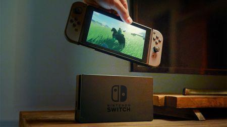 La Nintendo Switch no tendría batería reemplazable