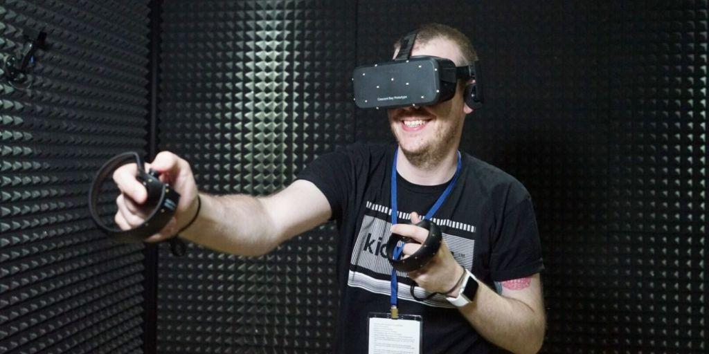 NVIDIA anuncia actualización para juegos compatibles con Oculus Touch - oculus-touch