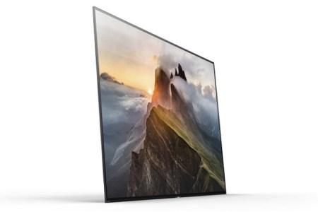 Sony Bravia OLED A1E: Una TV que emite sonido desde la pantalla
