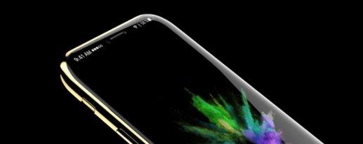 Nuevas imágenes muestra como podría ser el iPhone 8 - 1-1