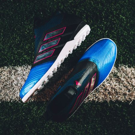 Colección Blue Blast de adidas Football con adaptaciones para la cancha, la jaula y la calle - adidas-football-coleccion-blue-blast