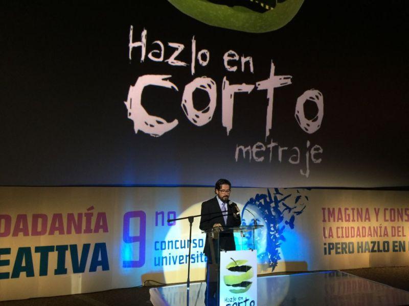 Los ganadores del 9º Concurso Hazlo en Cortometraje - concurso-hazlo-en-cortometraje_premiacion_1-800x600