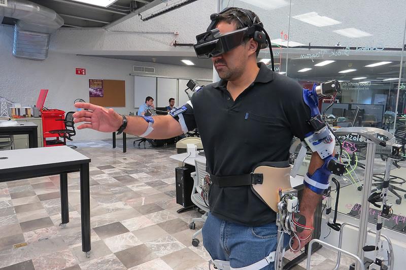 Mexicanos añaden inteligencia artificial a exoesqueleto para mejorar su uso en rehabilitaciones físicas - exoesqueleto-inteligencia-artificial