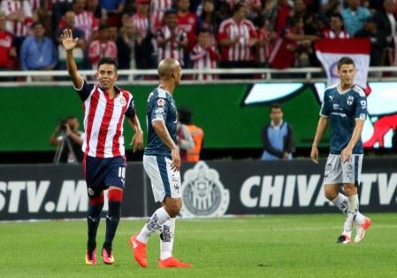 A qué hora juega Chivas vs Monterrey en la J2 del Clausura 2017 y en qué canal verlo
