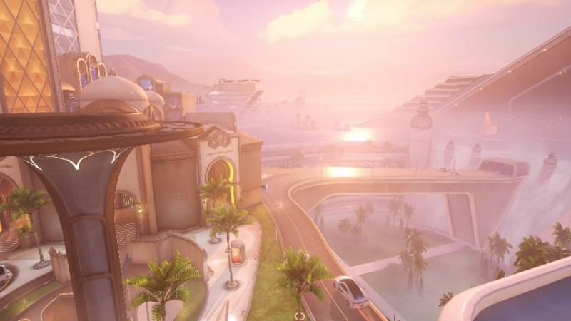 Nuevo Mapa de Overwatch: Oasis ¡Ya disponible! - mapa-de-overwatch