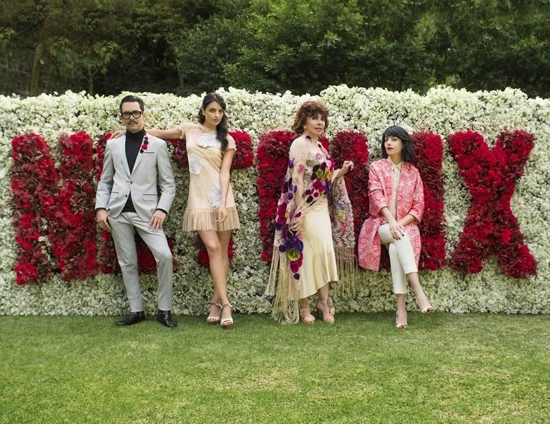 Presentan el elenco de la serie original de Manolo Caro para Netflix - serie-netflix-manolo-caro