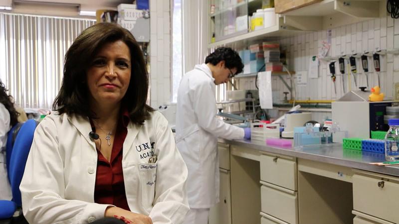 Desarrollan en la UNAM dispositivo que detecta enfermedades renales - unam-enfermedades-renales