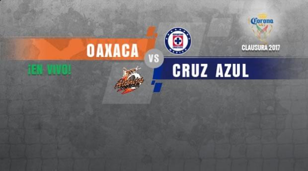 Alebrijes vs Cruz Azul, Jornada 4 Copa MX C2017   Resultado: 0-0 - alebrijes-vs-cruz-azul-copa-mx-c2017-en-vivo