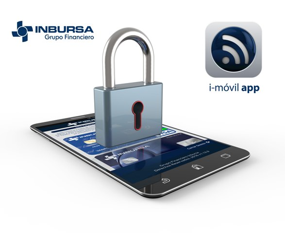 Inbursa actualiza su app con nuevas herramientas de admnistración y seguridad - aplicacion-i-movil-inbursa-seguridad