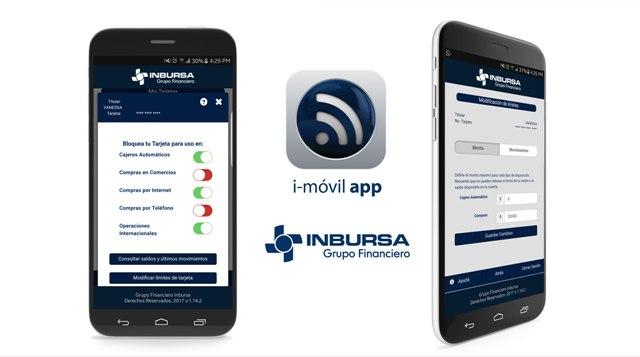 Inbursa actualiza su app con nuevas herramientas de admnistración y seguridad - aplicacion-i-movil-inbursa-seguridad_1