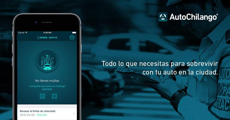 autochilango app conductores Auto Chilango, la app indispensable para conductores en CDMX y Estado de México