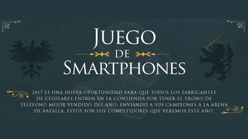celulares mas esperados 2017 Los celulares más esperados del 2017 según Linio