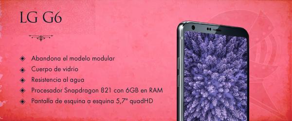 celulares 2017 7 titulo celulares lg Los celulares más esperados del 2017 según Linio