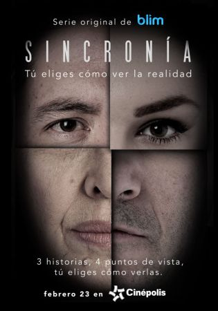 Cinépolis en alianza con Blim presentan la serie: Sincronía de Gustavo Loza
