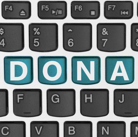 Crecen las donaciones en línea en México