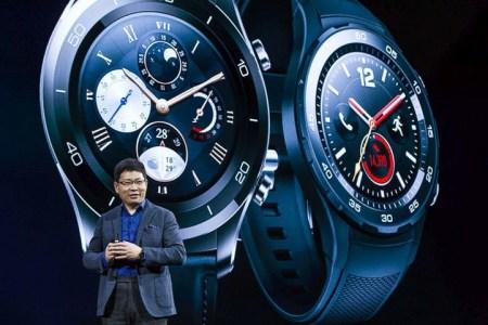 Huawei Watch 2: el reloj inteligente deportivo completo de Huawei