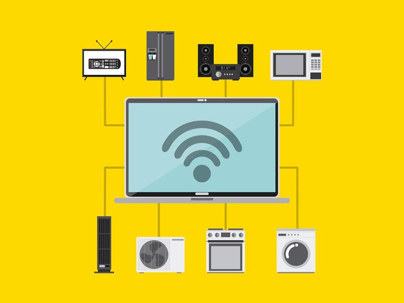 Los gadgets del Internet de las cosas son muy vulnerables a los ataques cibernéticos - internet-de-las-cosas-vulnerable-ataques