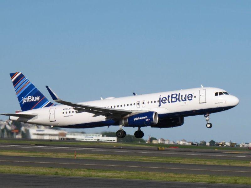 JetBlue, la aerolínea que te ofrece una experiencia diferente a bordo - jetblue_1-800x600