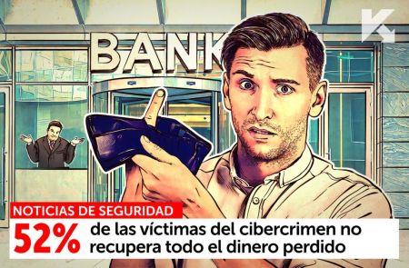 Víctimas del cibercrimen financiero luchan por recuperar todo el dinero perdido