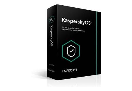 KasperskyOS, el sistema operativo de Kaspersky Lab ya está disponible