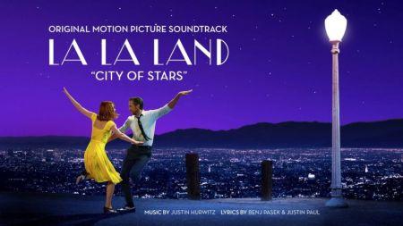 La La Land triunfa en Spotify con más de 170 millones de veces