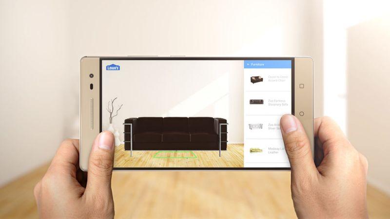 Lenovo Phab 2 Pro, el primer smartphone con realidad aumentada ya en México - lenovo-smartphone-phab-2-pro-augmented-reality-utilities-3-800x450