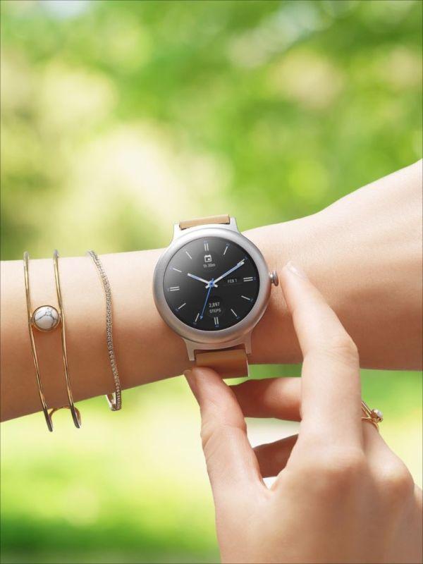 LG y Google desarrollan los primeros smartwatches con Android Wear 2.0 - lg-watch-style-03-600x800