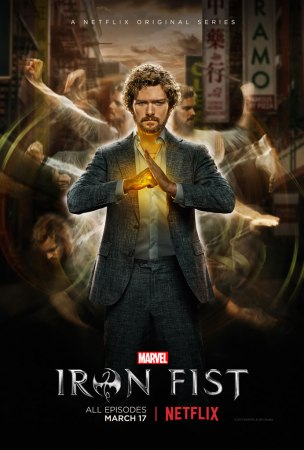 "Arte oficial de Marvel's Iron Fist y video especial ""Soy Danny"""