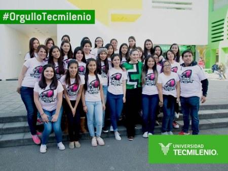 México compite en robótica con un equipo 100% femenino