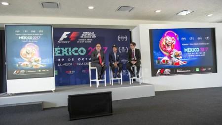 Se mantendrán los precios para el Formula 1 Gran Premio de México 2017