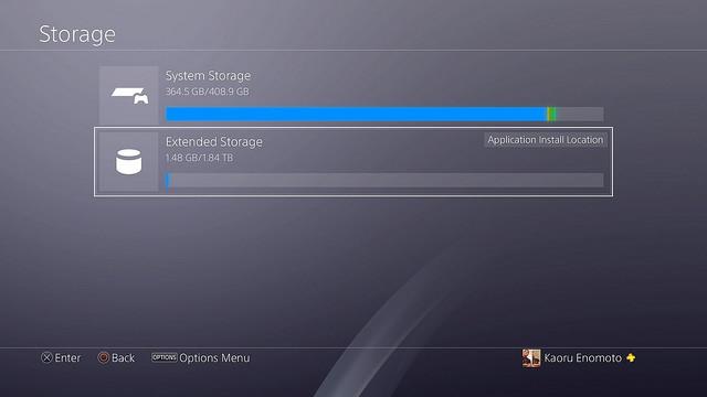 La próxima actualización del PS4 traerá útiles añadidos - ps4-update-hdd