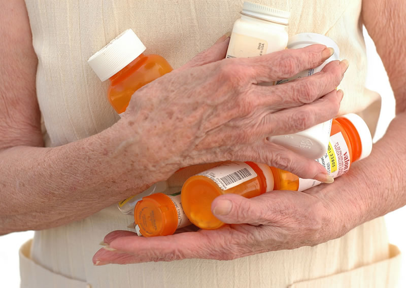 salud riesgo consumir 5 o mas medicamentos La salud en riesgo si se consumen cinco o más medicamentos