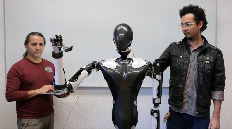 Empresa incubada en la UNAM desarrolla robot de servicio - sistemas-roboticos_3-800x447