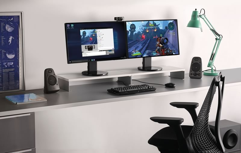 Logitech presenta su primer sistema de altavoces con entrada óptica - z625-powerful-thx-sound-lifestyle