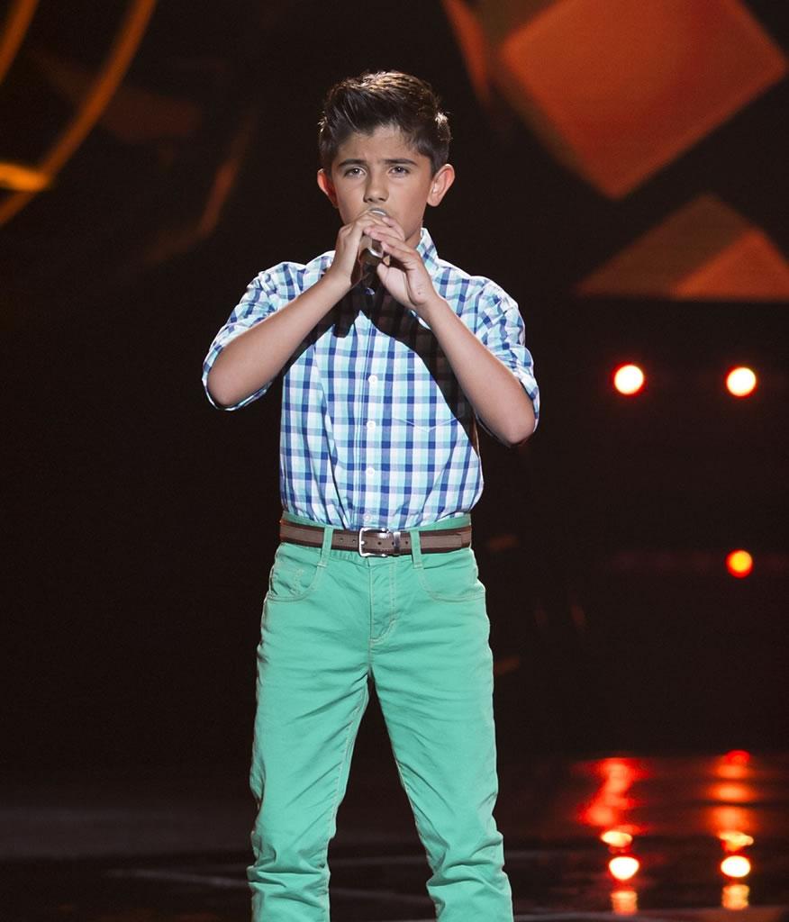 Tercera noche de audiciones en La Voz Kids México 2017 ¡Así fue! - 8-oscar-aguilar14