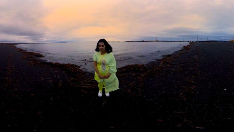Cómo las aplicaciones de realidad virtual pueden ponerte frente a Björk - bjork-800x450