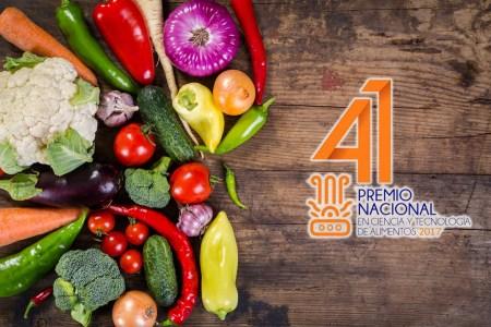 Convocatoria al Premio Nacional en Ciencia y Tecnología de Alimentos 2017