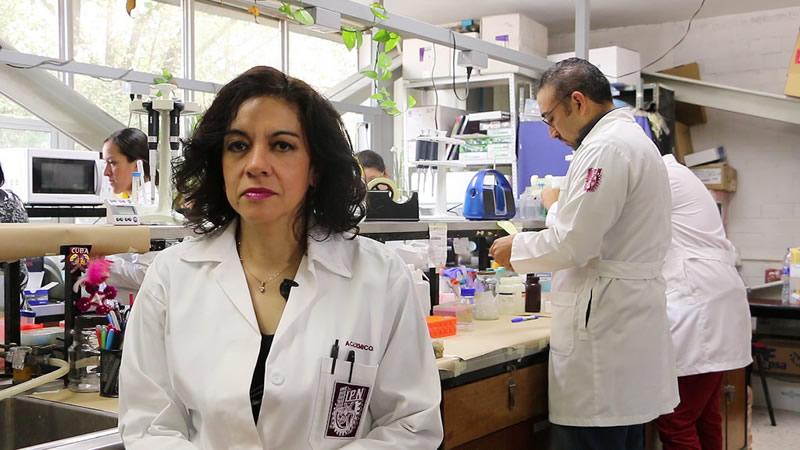 Científica mexicana desarrolla dispositivo que detecta hipertensión arterial con muestra de sangre - dispositivo-detecta-hipertension-arterial