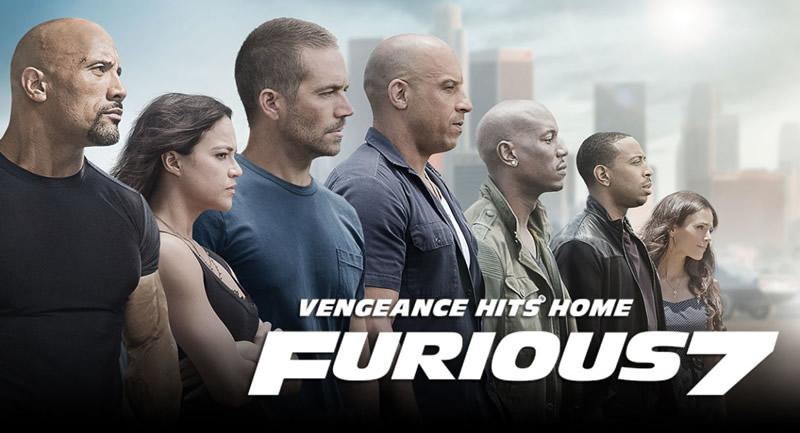 Todos los estrenos de Netflix para abril 2017 ¡Prepárate! - fast-and-furious-7-netflix