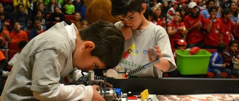 Fundación RobotiX se une a FIRST Lego League Jr. en México - first-lego-league-jr