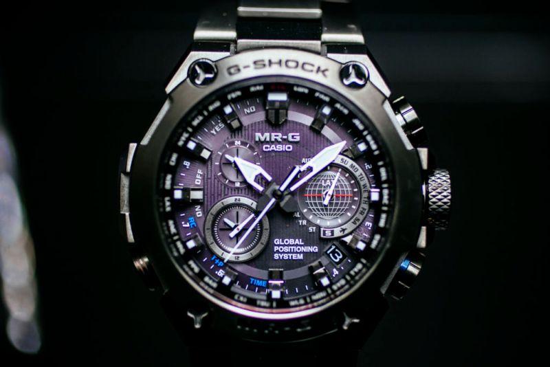 G Shock presenta su línea de gama alta en la CDMX