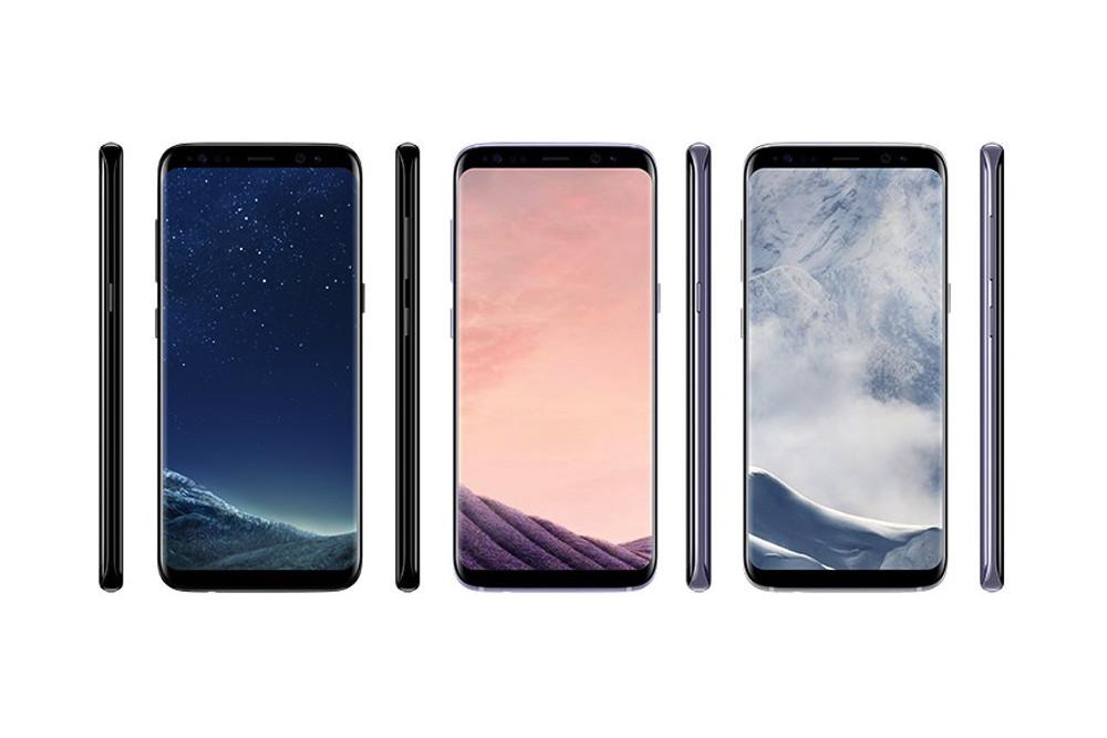 Samsung te permitirá devolver el Galaxy S8 en los primeros tres meses si no te convence - galaxy-s8-colors