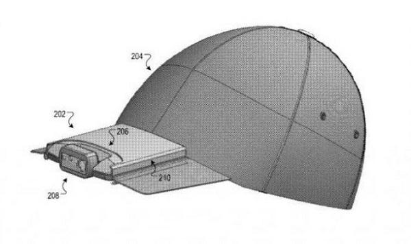 Google podría competir con Snapchat con esta gorra inteligente